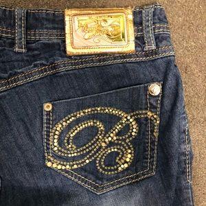 Apple bottom jeans size 8/10